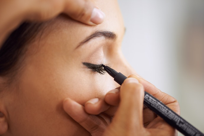 Felt Tip Liquid Eyeliners are Easy for Beginners
