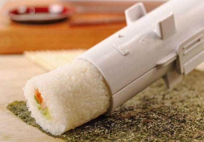 For a Quick Maki, Use a Sushi Bazooka