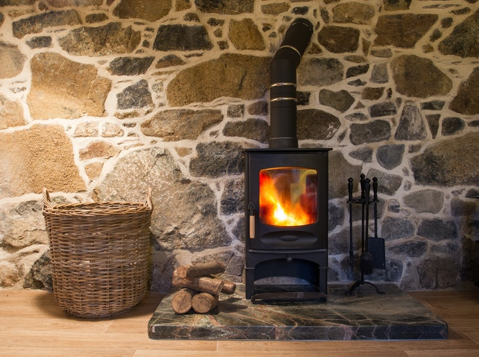 Consider the Size of Your Fireplace