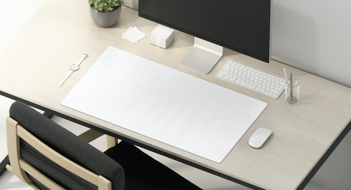 Look For Non-Slip Desk Pads