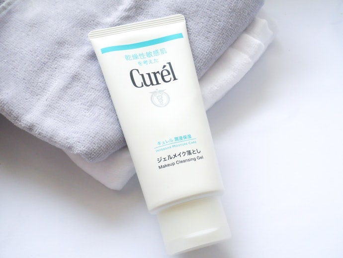 What Makes Curel's Makeup Cleansing Gel Special?