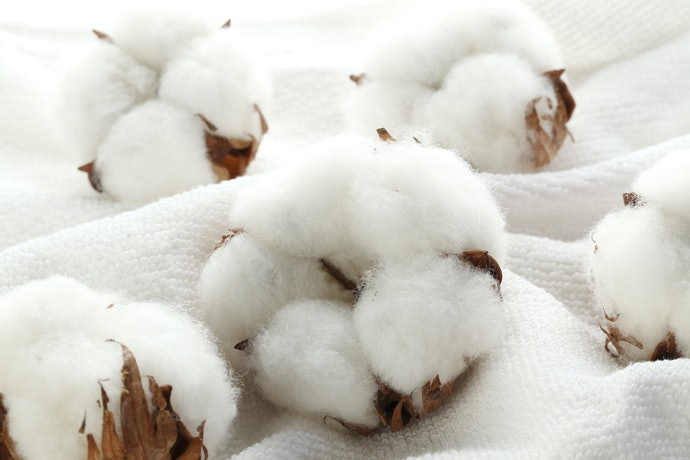 Cotton Towels are Quick-Drying and Water-Absorbent