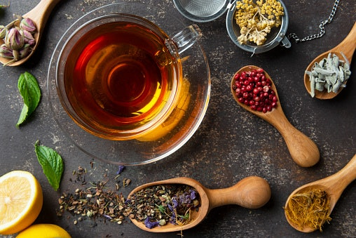 Decide Between Plain and Blended Green Teas