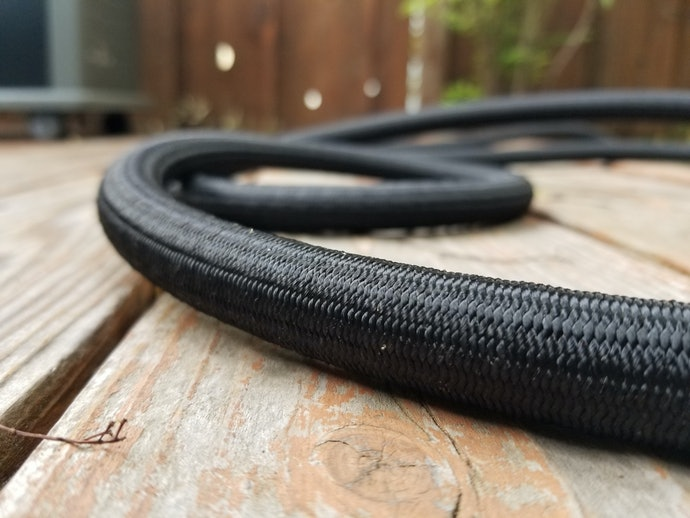 Pick a Hose Made of Sturdy Material That Won't Leak