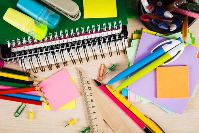 Consider the Fundamental School Supplies