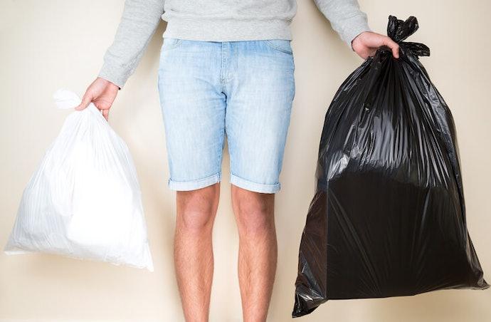 For Larger Loads, Choose a Thicker Trash Bag