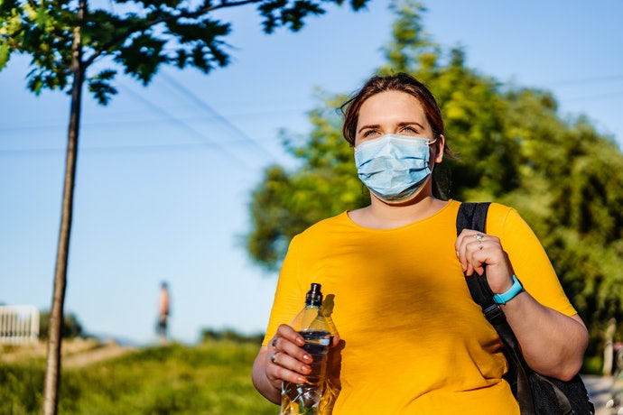 Consider Disposable Masks for One-Time Use