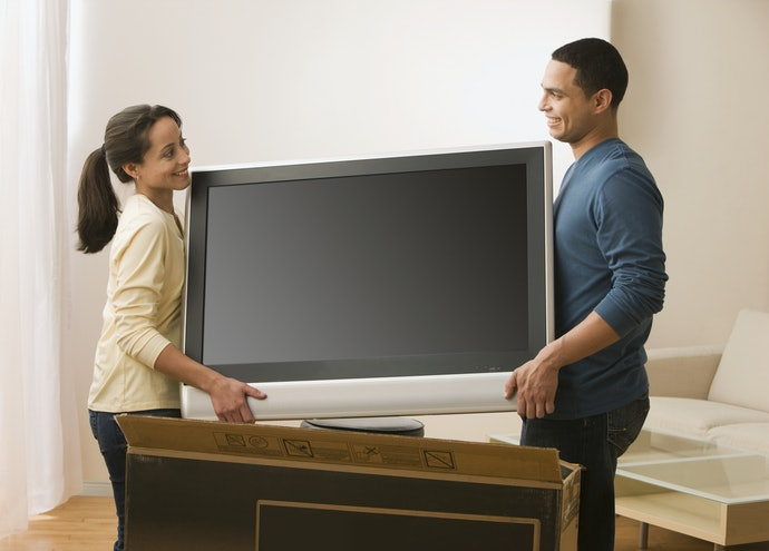 Choose a Stand That Fits Your TV and Your Room