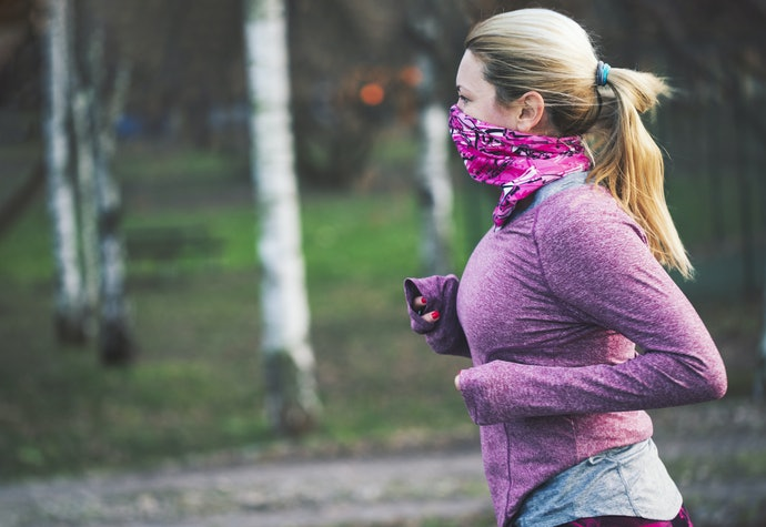 Neck Gaiters are Fit for People Who Don't Like Ear Loops
