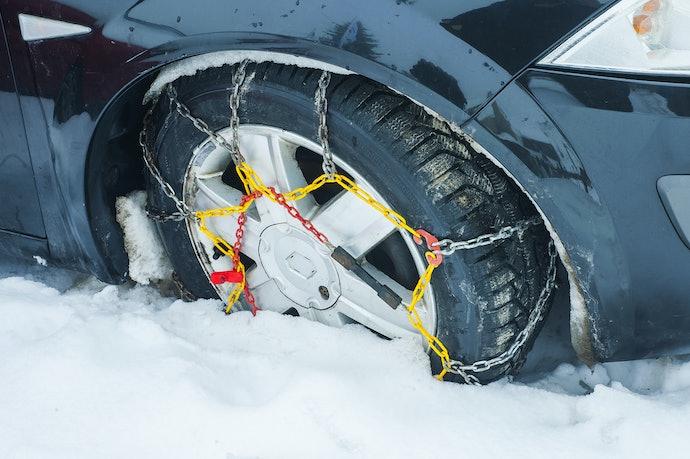 Regular Snowfall Requires Standard Snow Chains