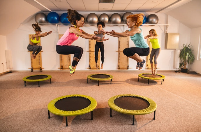 Why You Should Try Exercise Trampolines