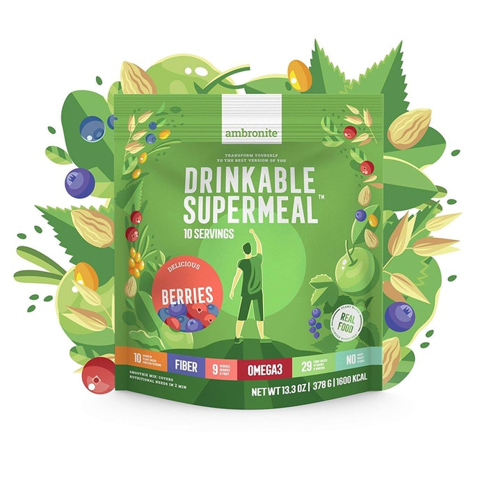 Go With Modern Meal Replacement Brands for Nutrition