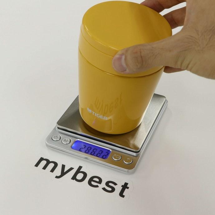 Test ④ Weight