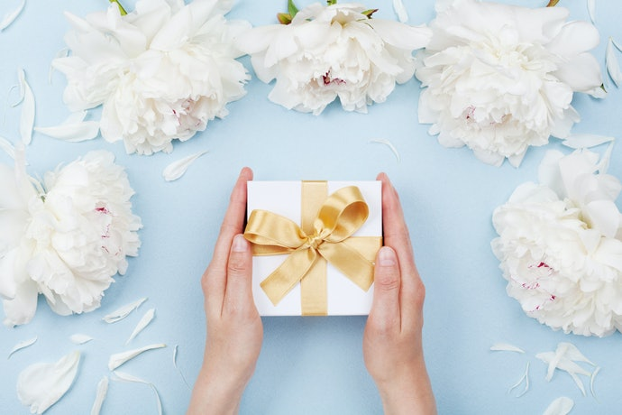 What's in a Wedding Gift?
