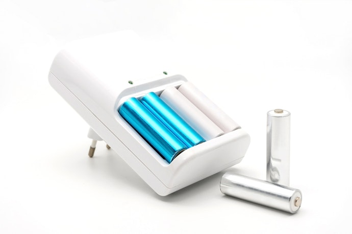 Use Rechargeable Replaceable Batteries for a Lower Environmental Impact