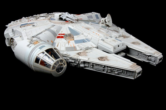 Turn Any Car into the Millennium Falcon