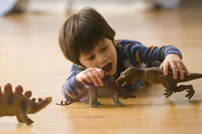 Toddlers Want to Explore