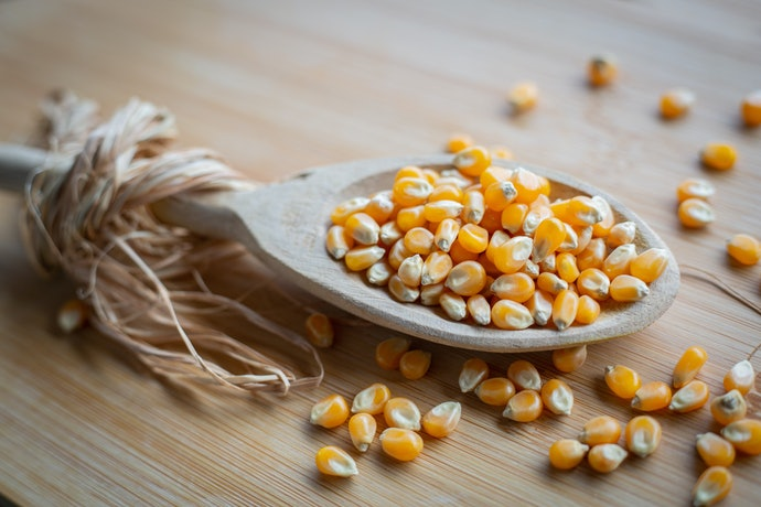 White and Yellow Kernels Have a Different Flavor