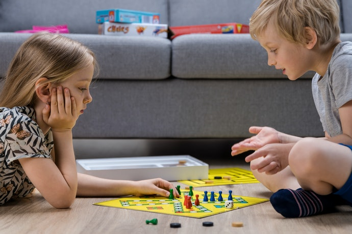 Look for a Board Game That Teaches Your Child
