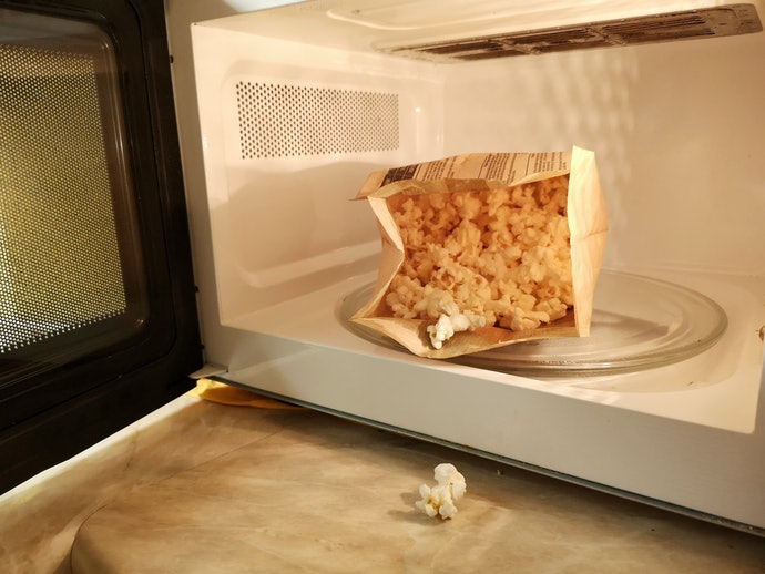 Decide Between Pre-Popped and Microwave Popcorn