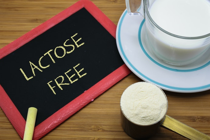 Lactose-Free or Lactose-Reduced Formulas Help With Lactose Intolerance