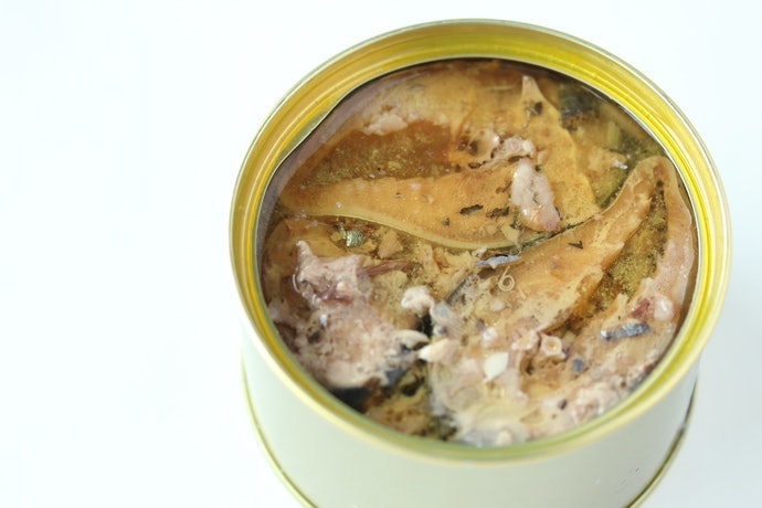 Mackerel Ajillo Makes a Great Drinking Snack or Appetizer