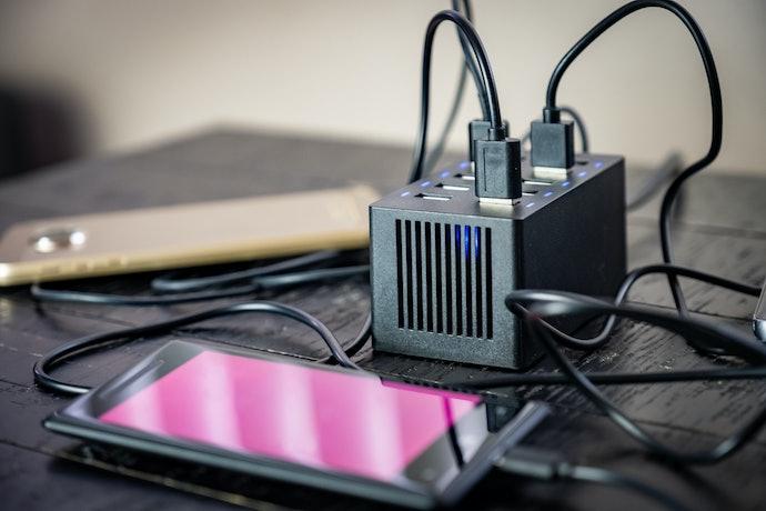 Grab a USB Power Strip With Enough Ports