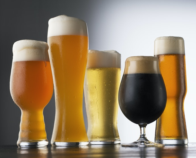 Get Them Fancy Glassware for Their Favorite Beer