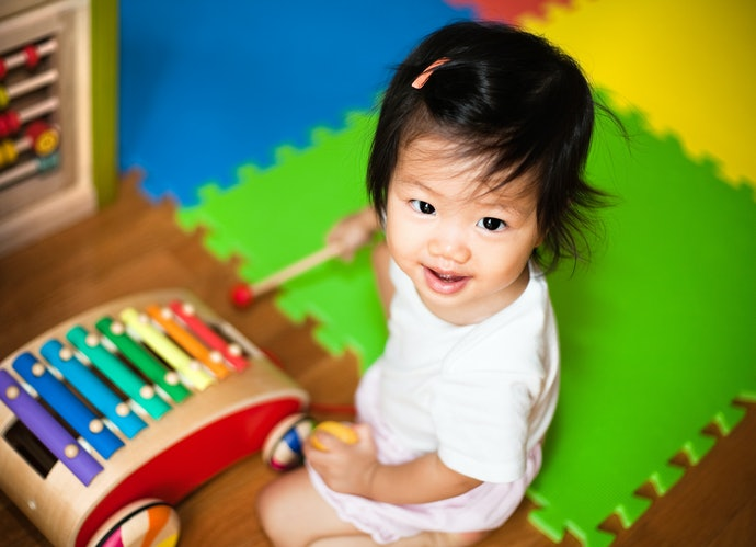Little Kids Can Start with a Simple Beat