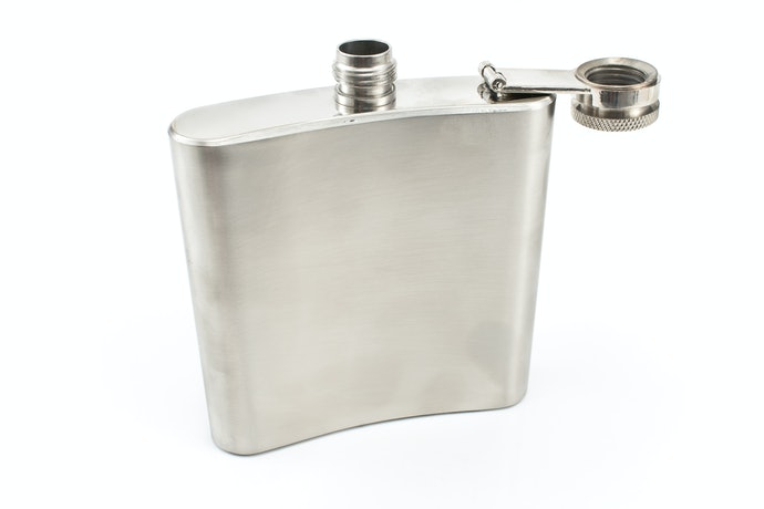 Pick a Flask With a Captive Top