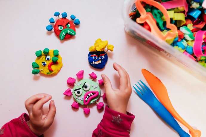 Keep Your Kids Busy With Plenty of Toys