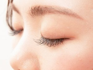 Consult with Your Salon if You Have Eyelash Extensions