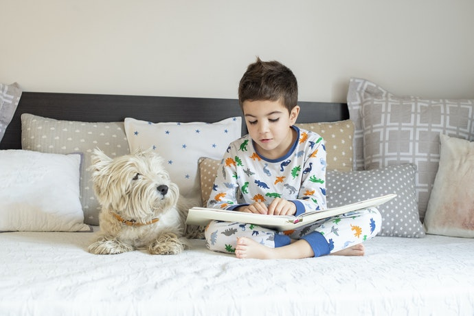 Build Your Child's Reading Comprehension Through Storytelling