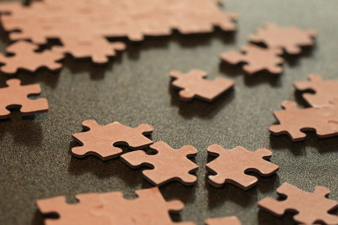 Jigsaw or 2D Puzzles