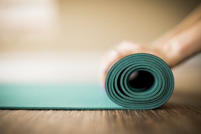 Look at the Thickness of the Mat