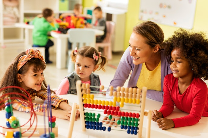 Look for the Fundamental Subjects in Games for Kindergarteners