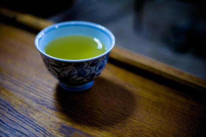 Choose Green Tea for Unoxidized Tea
