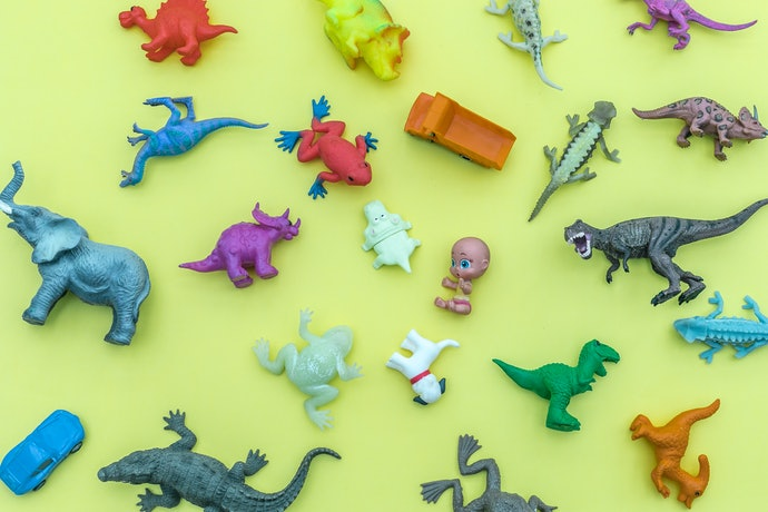 Select Toys Made With BPA-Free Materials