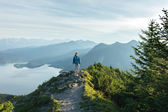 Wear Backpacking Boots for Heavy Packs, Long Trips, or Uneven Terrain