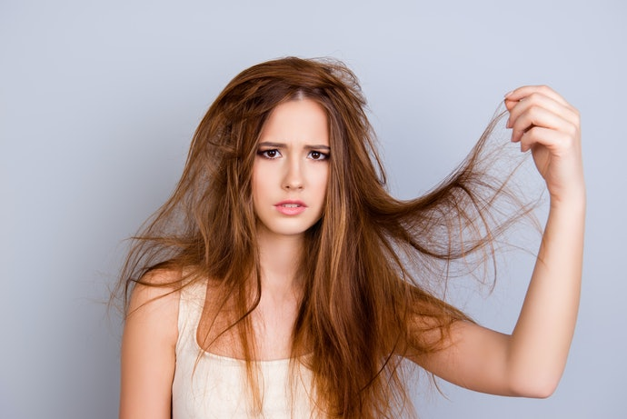 Dry, Frizzy Hair Needs a Thick and Creamy Leave-in Conditioner