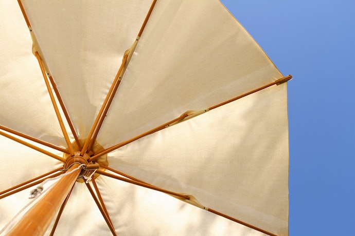 Consider UV-Proof Umbrellas for Great Sun Protection