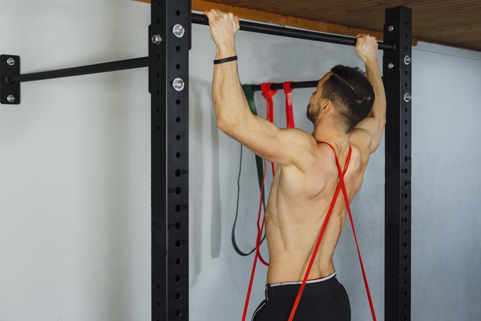 Loop Bands for High Resistance and Building Muscles