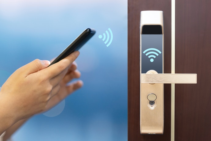 Wi-Fi-Enabled Locks are the Most Convenient