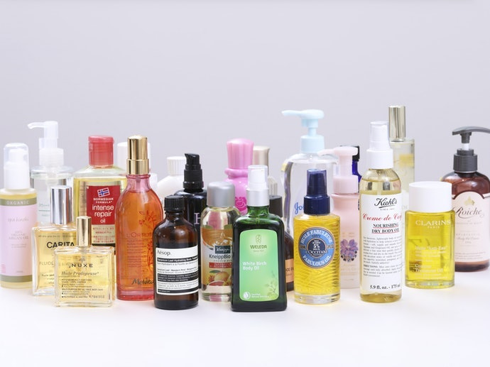 How We Tested the Japanese Body Oils