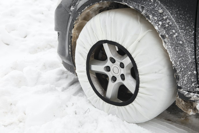 Consider Alternative Traction for Low-Profile Cars