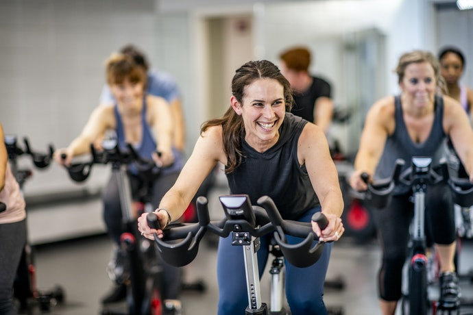 Indoor Cycling is Good for High-Intensity Workouts