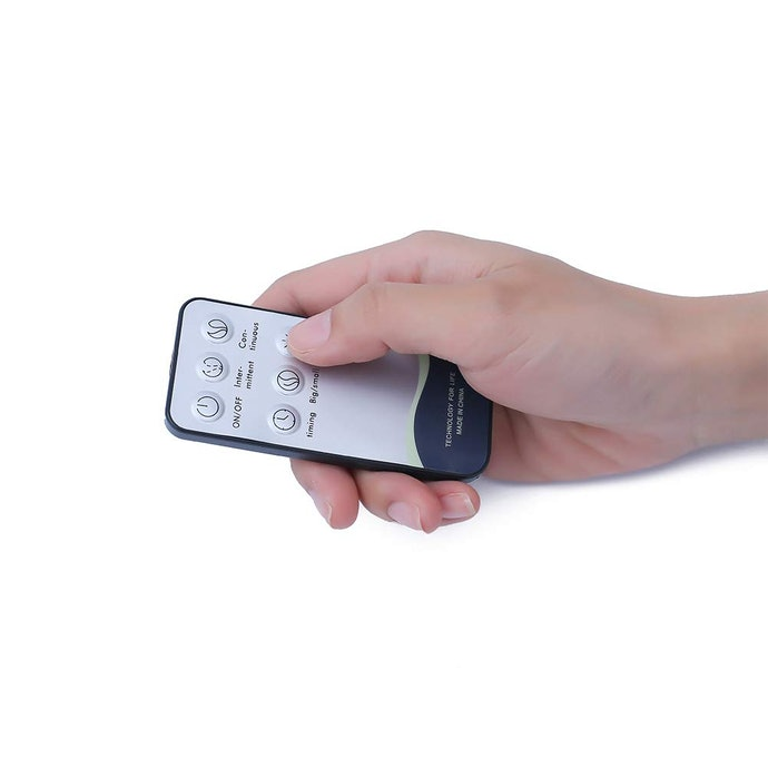 A Remote Control Can Provide Ease of Operation