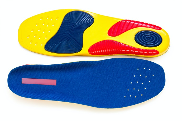 Full-Length Insoles to Support the Entire Foot