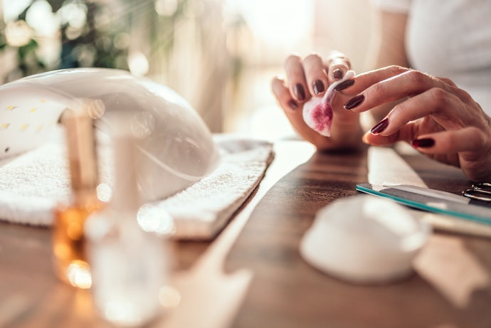 Treat Yourself to a Full-on Manicure at Home