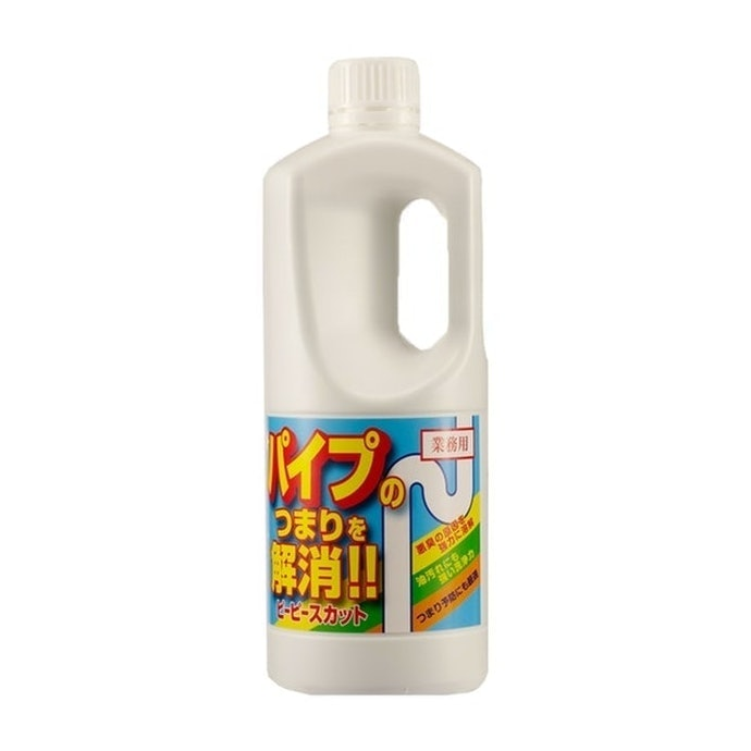 Cleaners with a High Concentration of Sodium Hydroxide